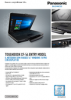 TOUGHBOOK 54 HD Scheda Tecnica