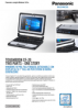 TOUGHBOOK 20 Detachable Scheda Tecnica