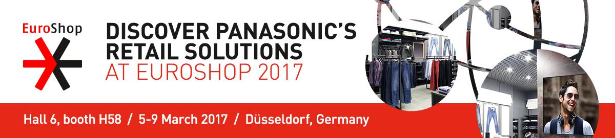 Panasonic @ Euroshop 2017