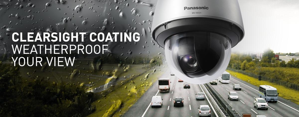 Panasonic ClearSight Coating